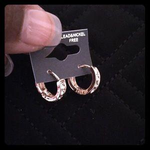 Jewelry - Gold Cuff Earrings